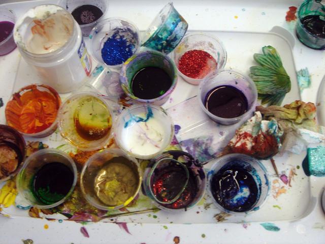 Paintcups