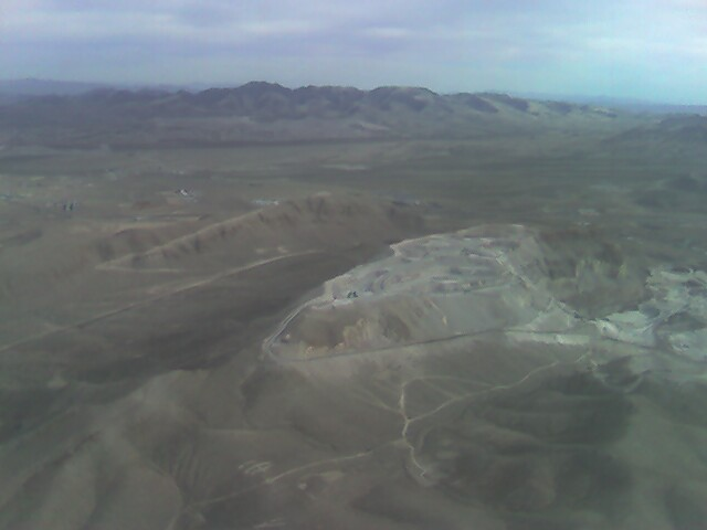 Ramblings from 35 000 ft...
